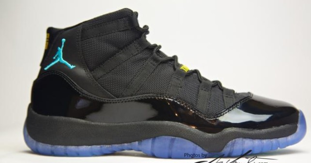 Death over the new Air Jordan Gama Blue 11 – what Kanye has been saying allalong…